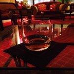 Ardbeg Uigeadail au bar de l'hôtel
