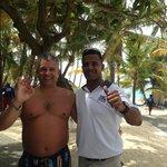 The Boss of Scuba Caribe Juan Carlos