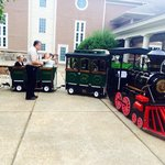 Train at the Ritz for kids