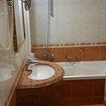 Banheiro de bom gosto
