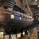 Vasa in drywock