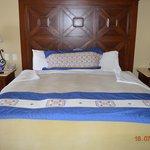 Jr. Suite, king size bed