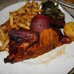 Le demi-poulet