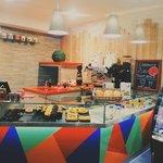 Kafe Lauok local