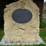 Memorial Stone to Harry Patch