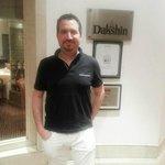 Fouad at Dakshin