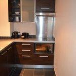 Kitchen on manava suite resort
