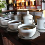 Hotel tea