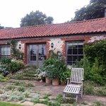 The Garden Room from the garden side
