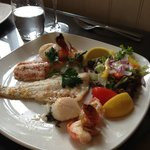 Mixed Seafood Main