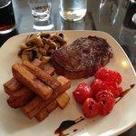Ribeye Steak Main