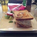 Sandwich de Nerja