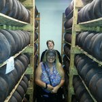 Aging room, Vella Cheese Factory