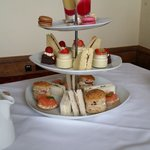 Afternoon tea lovely
