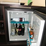 minibar (everything you pay)
