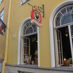 The Black Rooster - if you are in the mood for excellent Italian wines