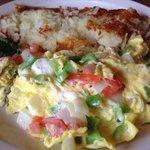 Vegi Omelet
