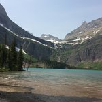 Grinnell Lake hike