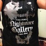 Nightmare Gallery T-shirt