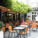 "Restaurant "" la Glycine"""