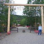Miner's Plaza