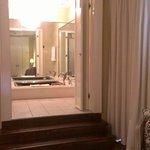 Jacuzzi in Enchanted Oaks Suite