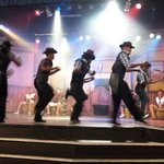 western show with the Entertainment team awesome show