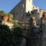 Scorcio del castello