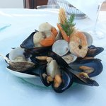 Plateau de fruits de mer Restaurant Poissons