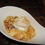 Delicious dessert - Banana stewed