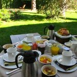 roomservice breakfast