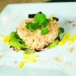 Seafood tian