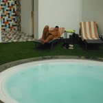 Espace Jacuzzi, sauna et hammam