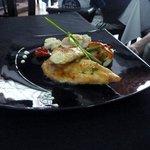 The fish dish