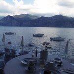 colazione con vista lago eccellente