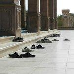 absent prayers