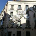 Front of Vincci Soho