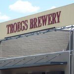 This new Troeges facility is a lot different than the old, musty Harrisburgh brewerry.