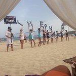 Ibiza hotness @ hard rock beach