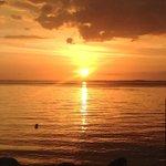 Sunset off Azul Del Mar, Key Largo Property...