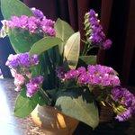 Fresh flower service