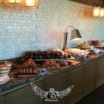Concierge Level Breakfast