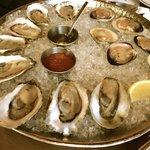 Succulente variété d'huîtres!