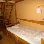 Janina - single bed next entrance