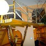Janina - loft 'deck'