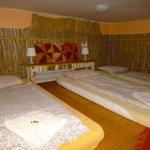 Janina - 3 single beds in loft