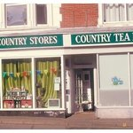 Cross country stores and tea rooms