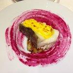 Este plato de bacalao, espectacular!