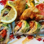 Lobster Tango Roll...to die for...