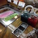 7 foto - postres cena 3 ( helados)
